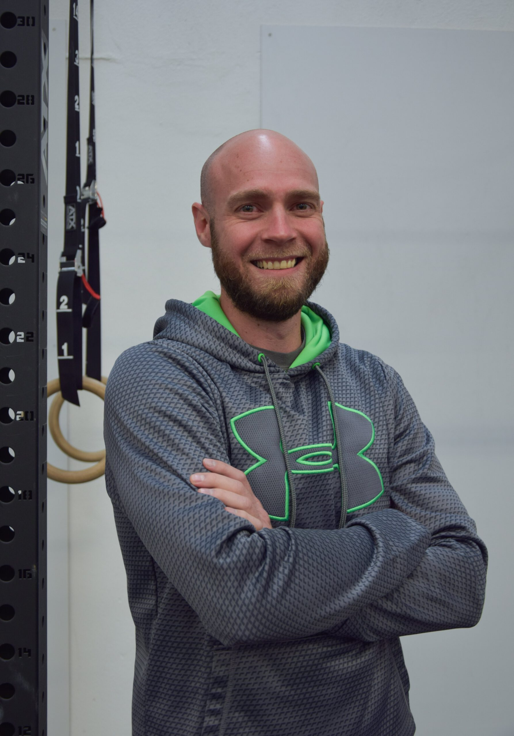 Patrick Reichl / CrossFit Untersberg, Grödig bei Salzburg