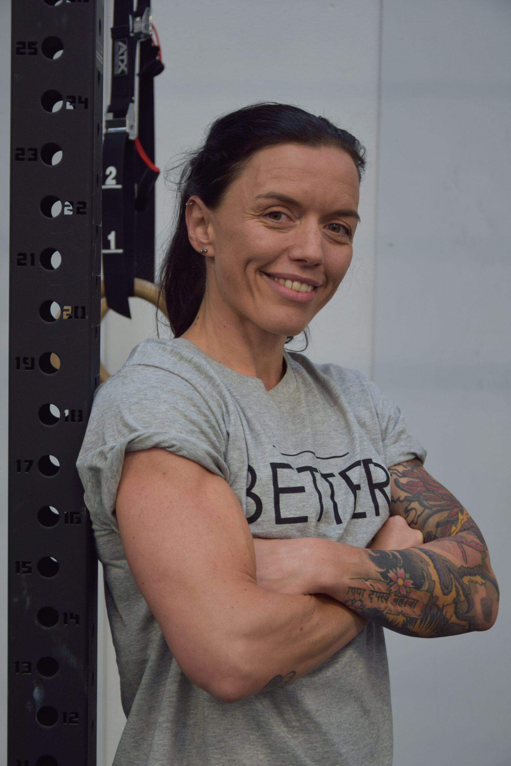 Sonja Jungreitmayr / CrossFit Untersberg, Grödig bei Salzburg